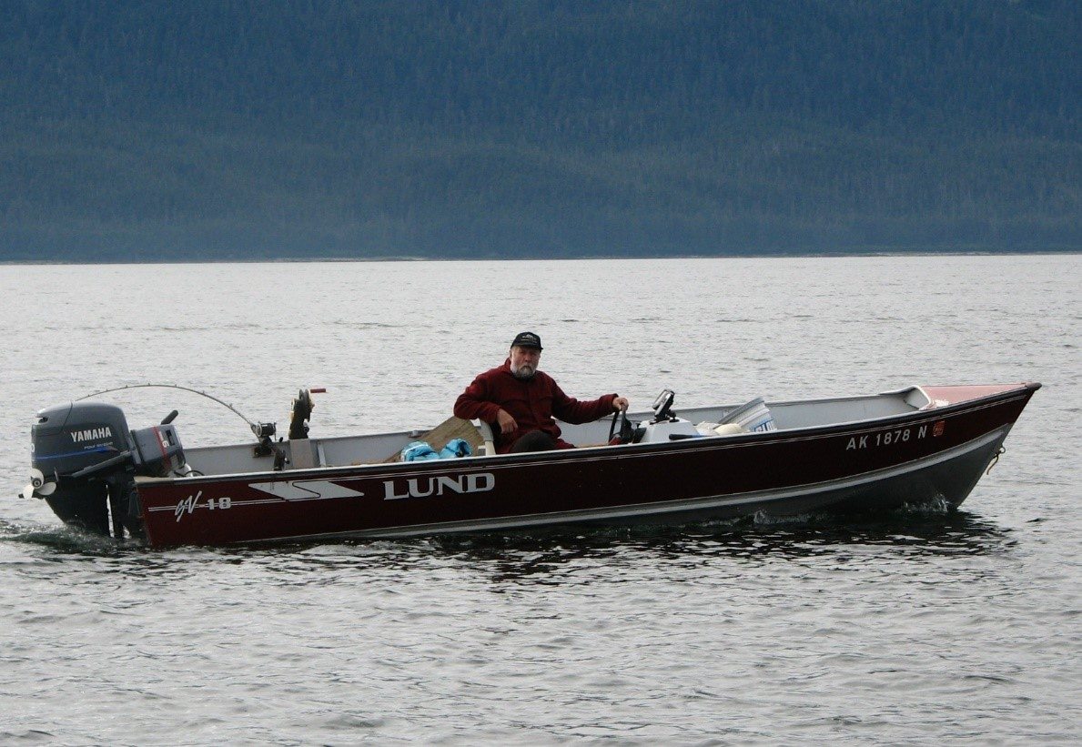 Bill Hanson On The Loose In Chatham Strait Southeast